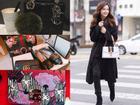 Midu và sự xuất hiện âm thầm của những chiếc túi xách hàng hiệu đắt đỏ
