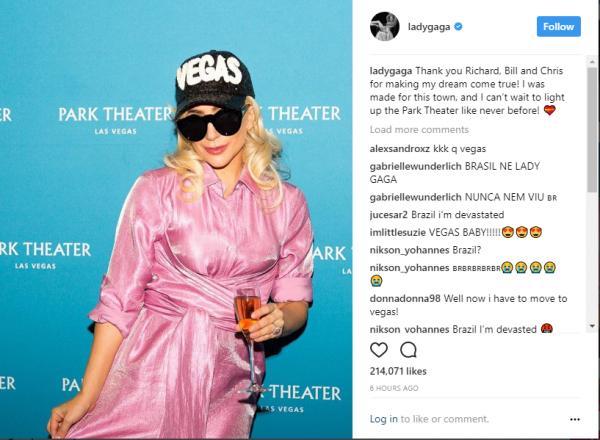 100 triệu USD là cái giá phải trả cho 2 năm biểu diễn của Lady Gaga tại Las Vegas!-5