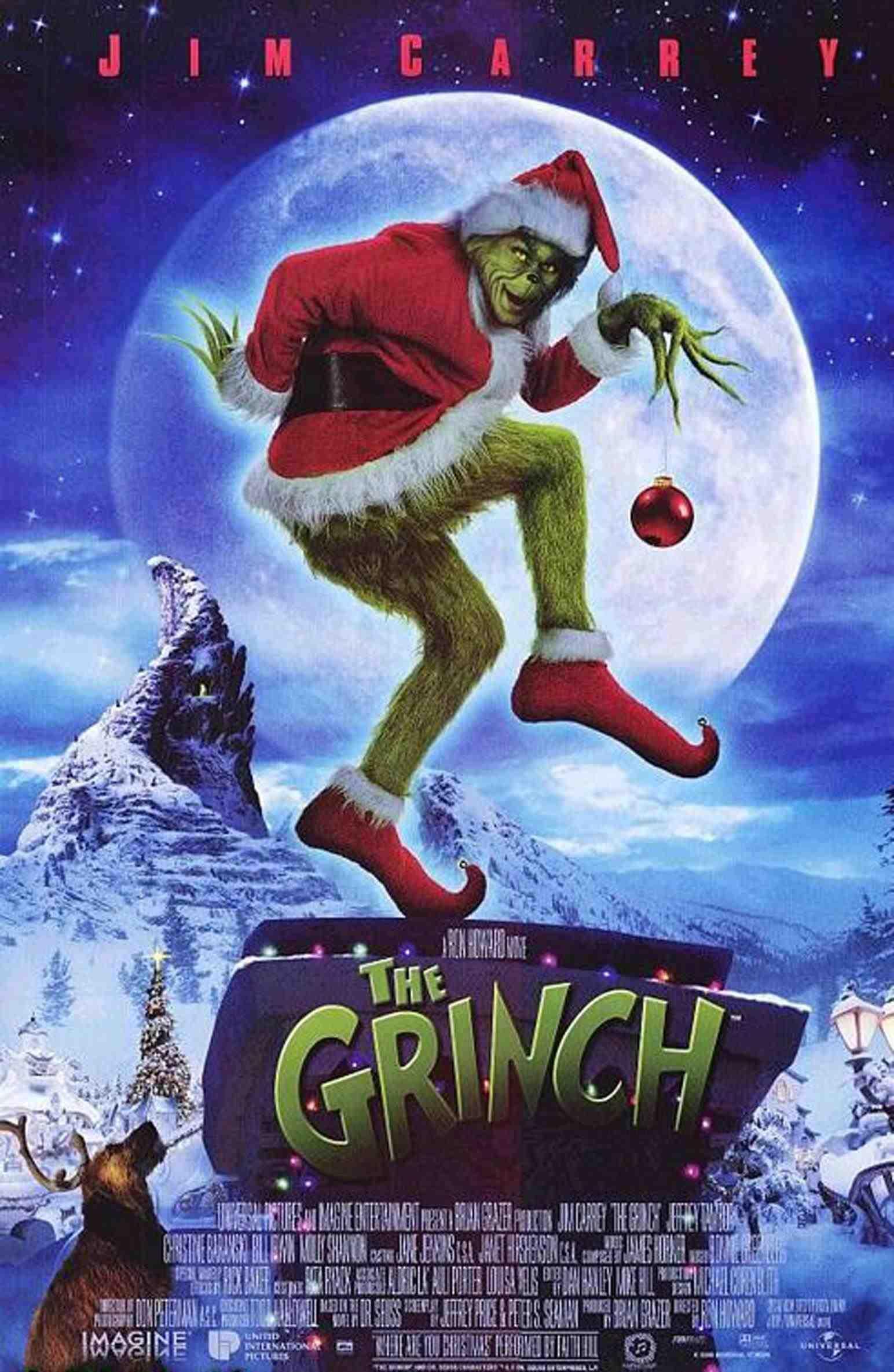 Những bộ phim đặc sắc không thể bỏ lỡ trong mùa Giáng sinh-2