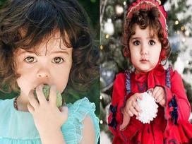 7 nhóc tỳ sở hữu đôi mắt đẹp tựa thiên thần nổi bật nhất năm 2017