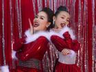 Huỳnh Mến hóa 'bà già Noel' trong clip dance cover cùng học trò nhí