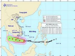 Tin bão khẩn cấp: Bão số 16 liên tiếp mạnh thêm, tối nay tấn công đất liền Vũng Tàu - Cà Mau