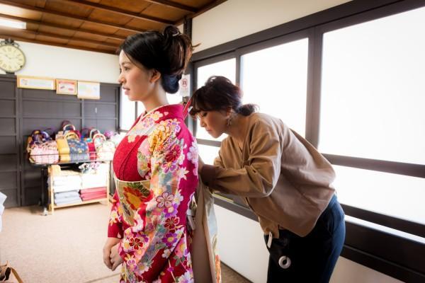 Thừa nhận hẹn hò, Mẫn Tiên liền tung bộ ảnh kimono cực đẹp với bạn trai-3