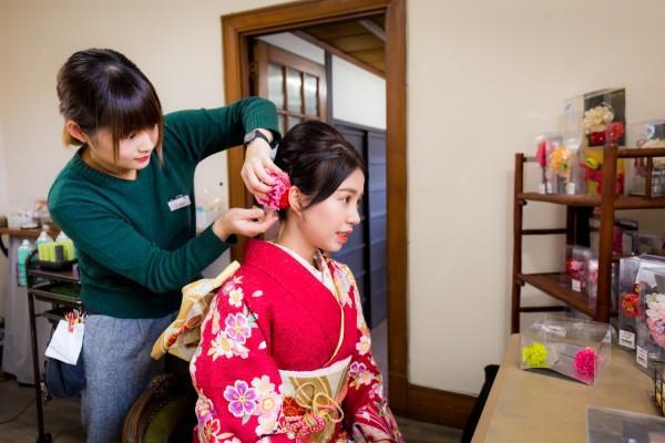 Thừa nhận hẹn hò, Mẫn Tiên liền tung bộ ảnh kimono cực đẹp với bạn trai-4
