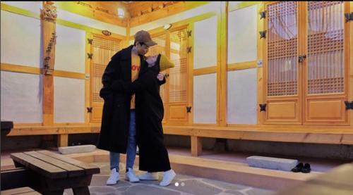 Thừa nhận hẹn hò, Mẫn Tiên liền tung bộ ảnh kimono cực đẹp với bạn trai-1