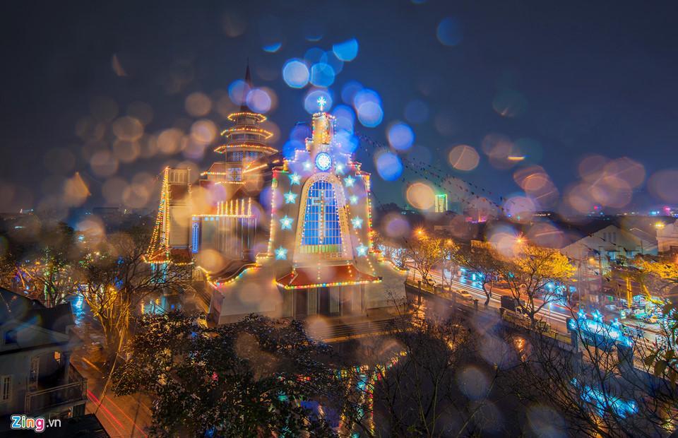 Những khoảnh khắc đón Noel ở cố đô Huế-2