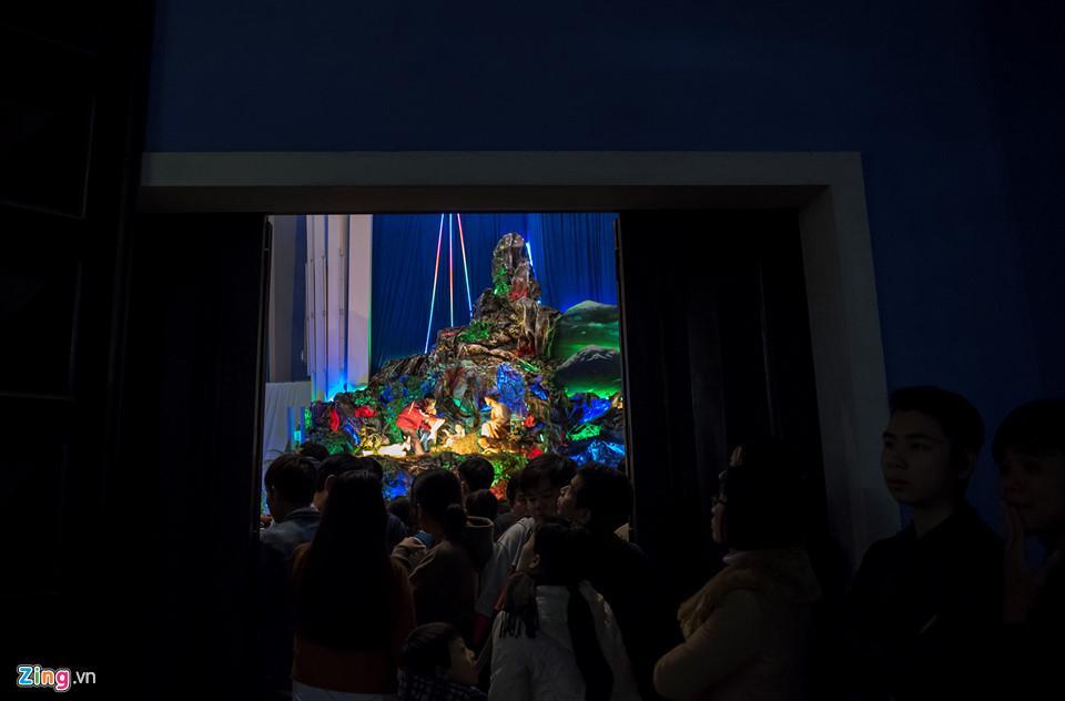 Những khoảnh khắc đón Noel ở cố đô Huế-3