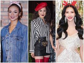 8 gương mặt mỹ nhân bị make-up 'dìm hàng' thê thảm nhất năm 2017