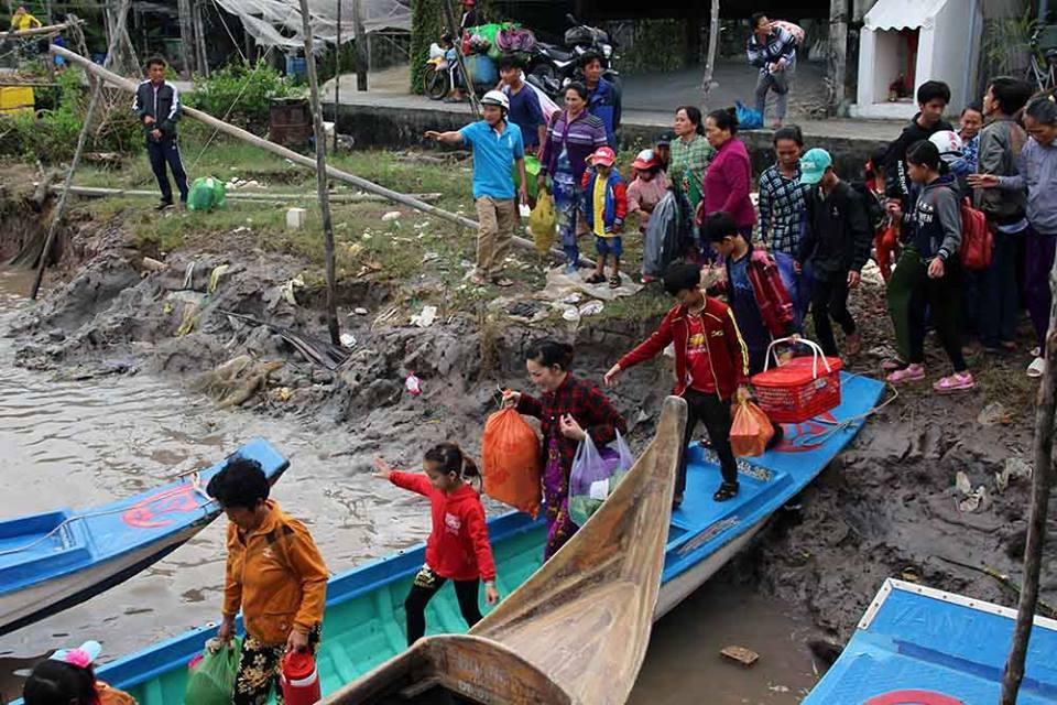 Bão Tembin yếu thành áp thấp, mưa to khắp Trung, Nam Bộ-2