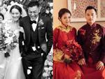Điểm lại những hôn lễ từ ầm ĩ cho đến kín tiếng của sao Hoa ngữ năm 2017