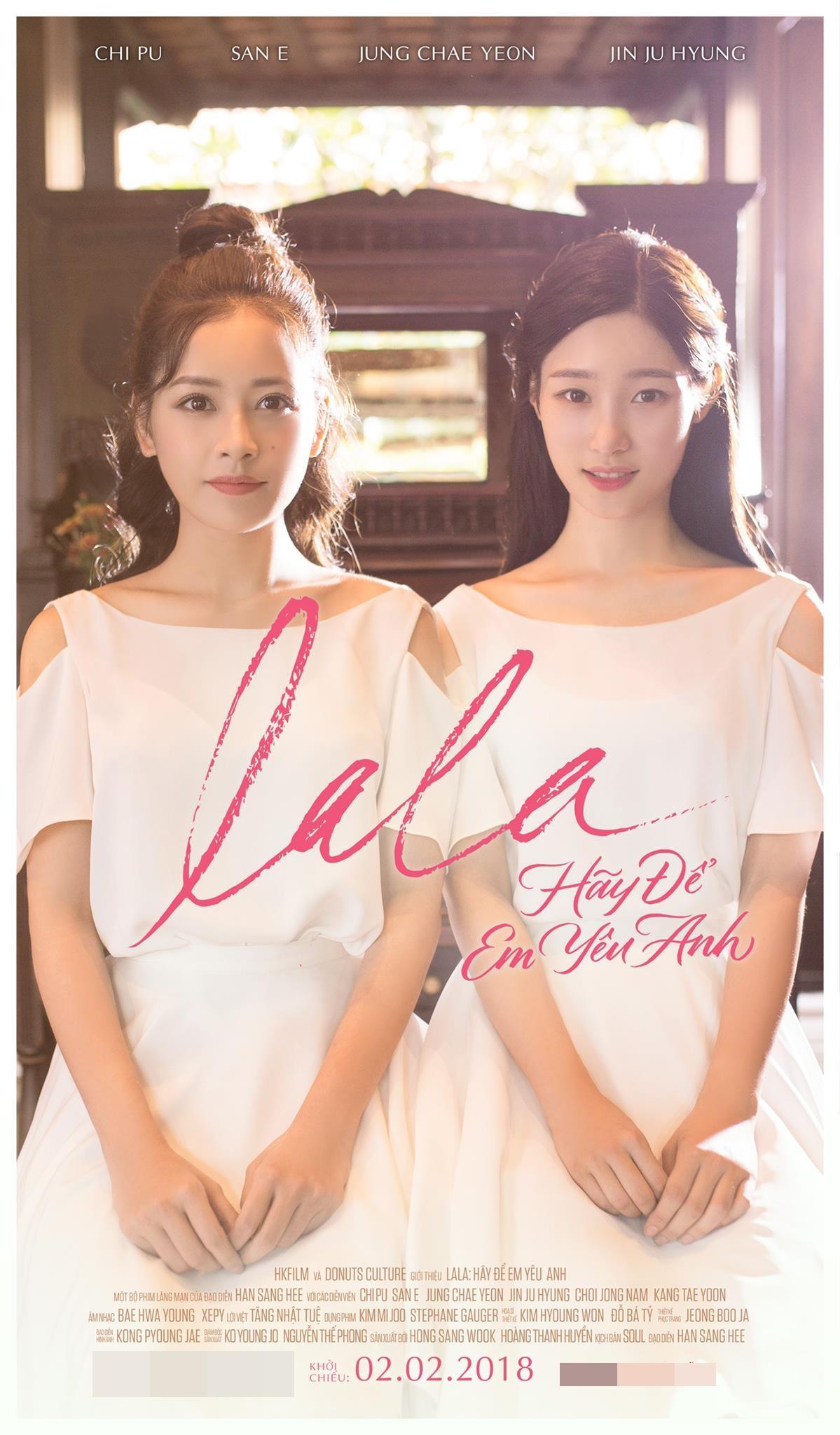 Chi Pu khoe nhan sắc trong trẻo không thua kém Nữ thần thế hệ mới Chae Yeon-7