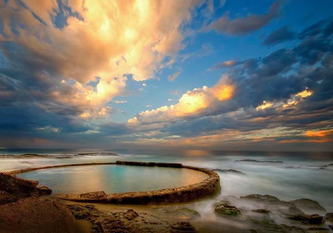 Bể bơi lộ thiên đẹp tựa viên ngọc lạc giữa biển khơi-3