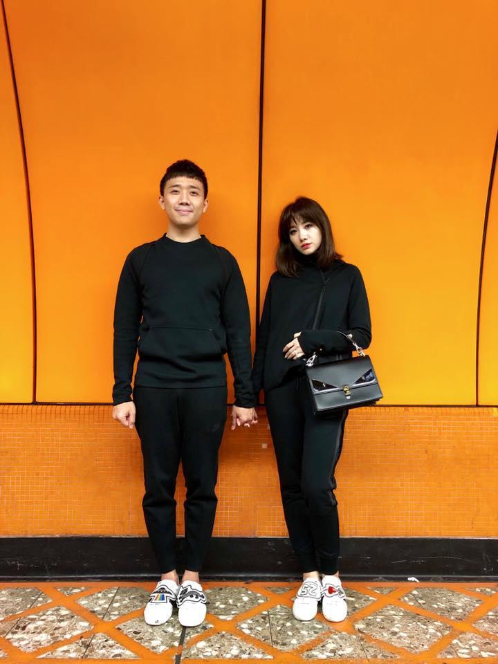 Tin sao Việt: Trấn Thành ghép hàng nghìn bức ảnh cảm ơn Hari Won nhân kỷ niệm 1 năm ngày cưới-1