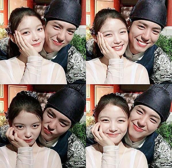 Sao Hàn 26/12: Cặp đôi Mây họa ánh trăngPark Bo Gum và Kim Yoo Jung tái hợp-1