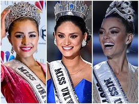 PHÁT HIỆN THÚ VỊ: 5 năm liên tiếp, Miss Universe chứng kiến sự lên ngôi của dàn mỹ nữ 'nấm lùn'