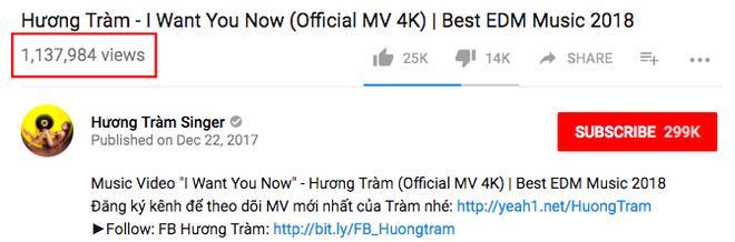 Hậu đá xoáy Chi Pu, Hương Tràm đã thay đổi điều này trong phần tựa MV mới của mình trên Youtube-1