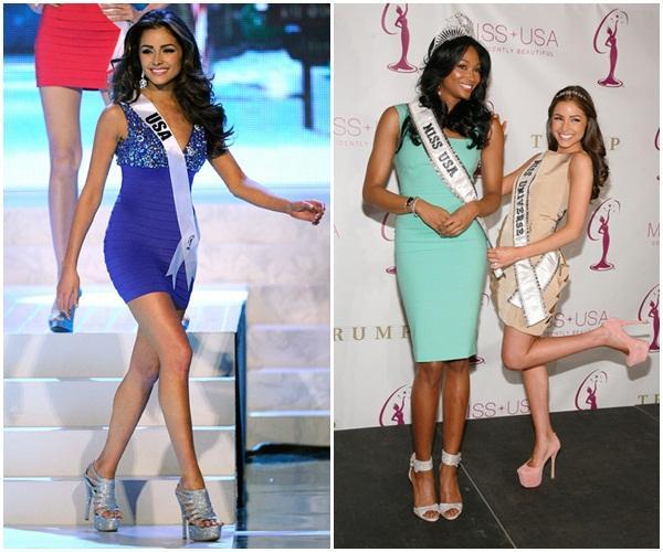 PHÁT HIỆN THÚ VỊ: 5 năm liên tiếp, Miss Universe chứng kiến sự lên ngôi của dàn mỹ nữ nấm lùn-2