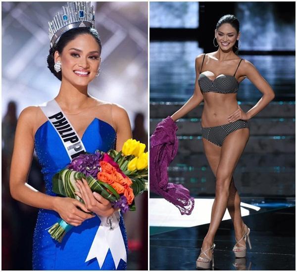 PHÁT HIỆN THÚ VỊ: 5 năm liên tiếp, Miss Universe chứng kiến sự lên ngôi của dàn mỹ nữ nấm lùn-4