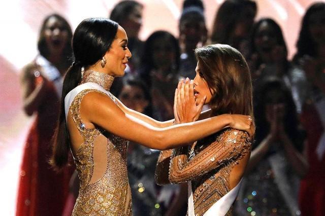 PHÁT HIỆN THÚ VỊ: 5 năm liên tiếp, Miss Universe chứng kiến sự lên ngôi của dàn mỹ nữ nấm lùn-7