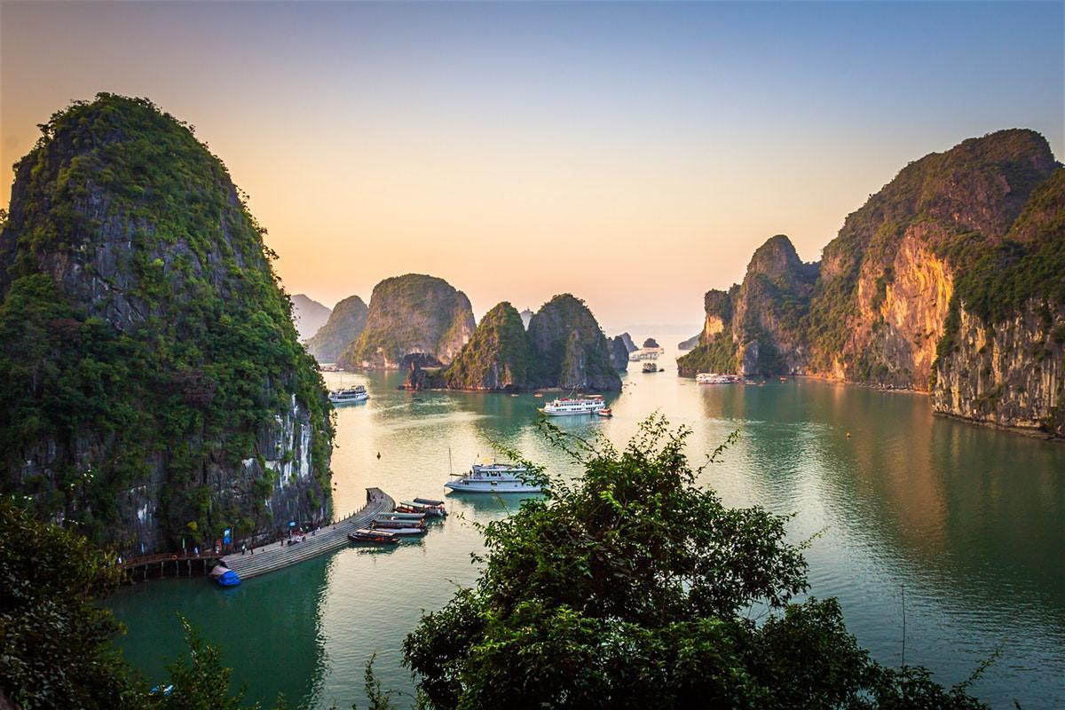 10 địa điểm du lịch hot nhất Việt Nam 2017-7