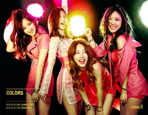 Miss A chính thức tan rã sau 7 năm hoạt động-1