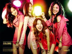 Miss A chính thức tan rã sau 7 năm hoạt động