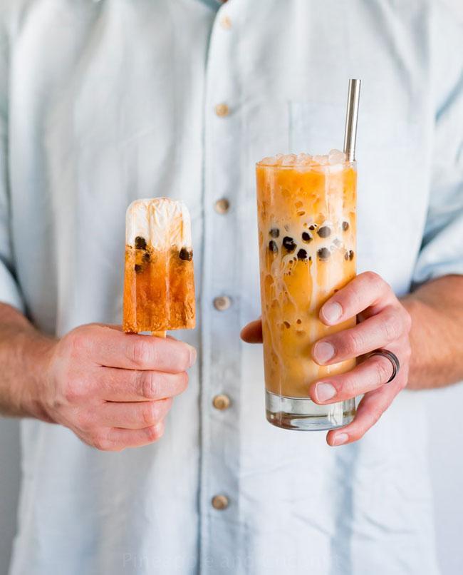Bạn đã thử 2 món kem vị trà Thái cực ngon này chưa?-6