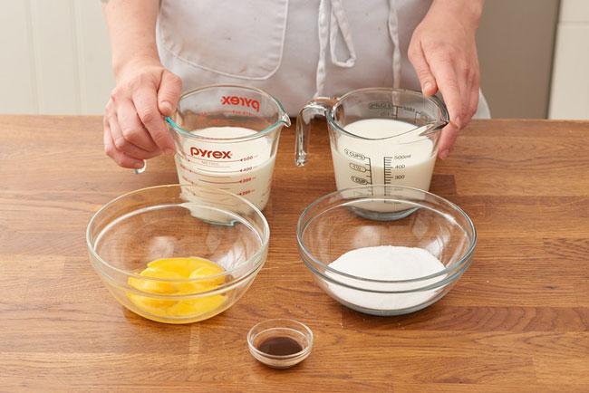 Công thức làm kem vani cơ bản-1