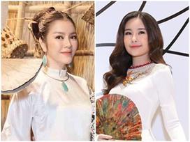 Lộ clip Hoa hậu Đại Dương 'chém ẩu', MC chương trình nghi vấn người tung clip cố tình 'vùi dập' Ngân Anh