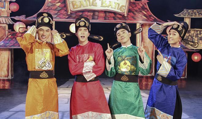 MV Bống Bống Bang Bang lập kỷ lục 300 triệu lượt xem-1