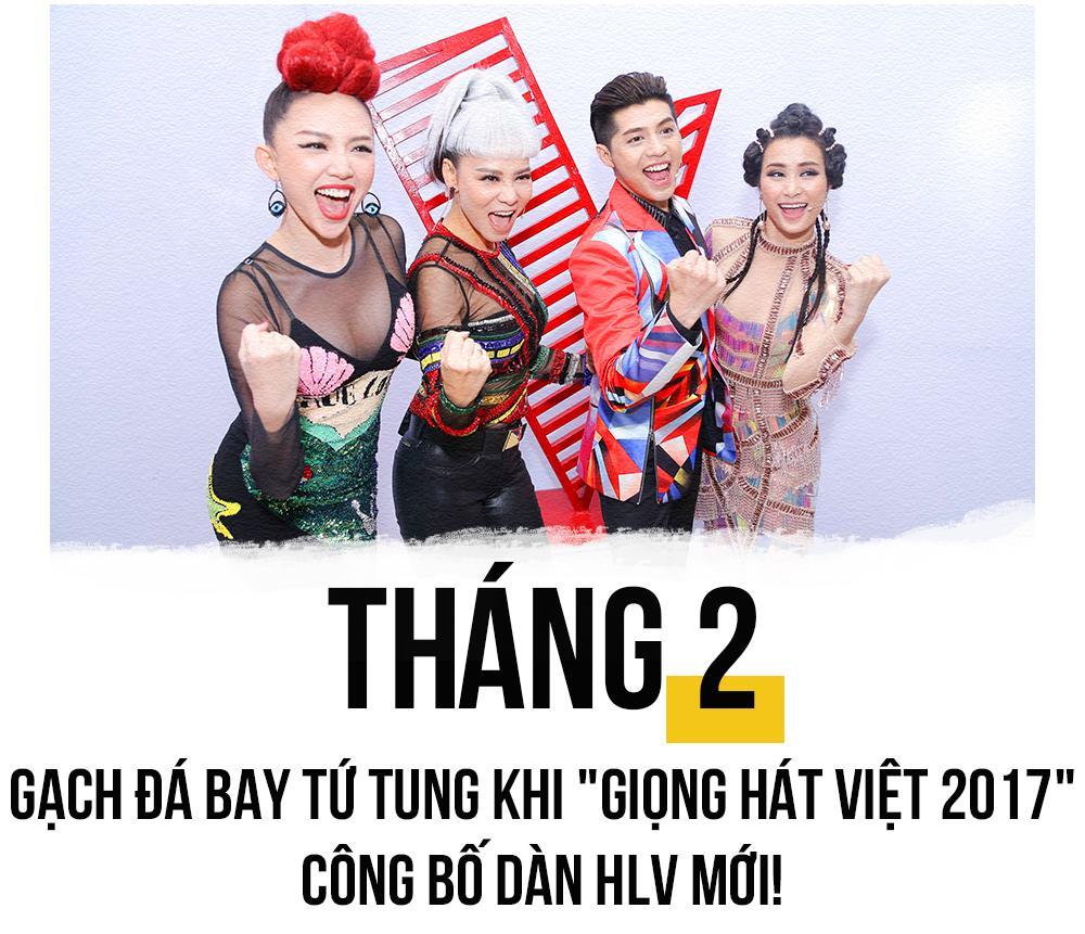 Nhạc Việt năm 2017 và những màn phá bom không thể nóng hơn-2