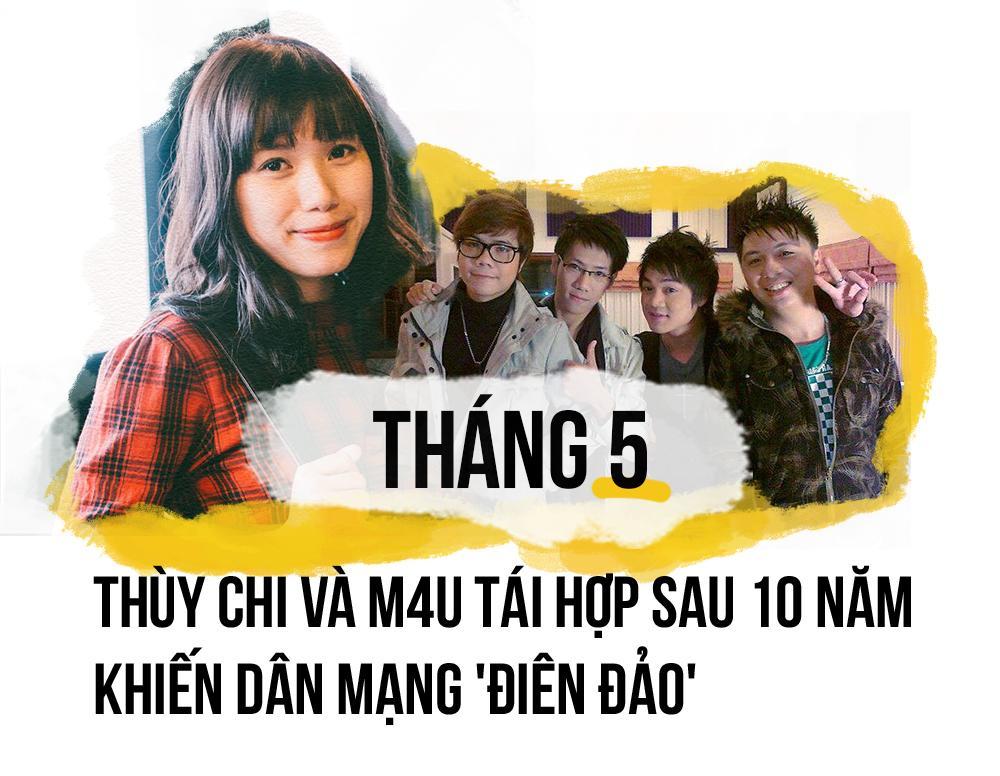 Nhạc Việt năm 2017 và những màn phá bom không thể nóng hơn-5