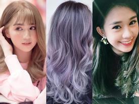 Sau tất cả, đây là những màu tóc HOT nhất năm 2017