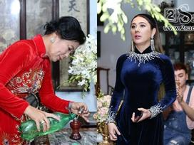 Tư gia nhà Lâm Khánh Chi ngập trong hoa trước ngày xuất giá theo chồng trẻ