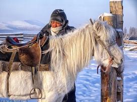 Cuộc sống ở vùng đất lạnh tới âm 60 độ C