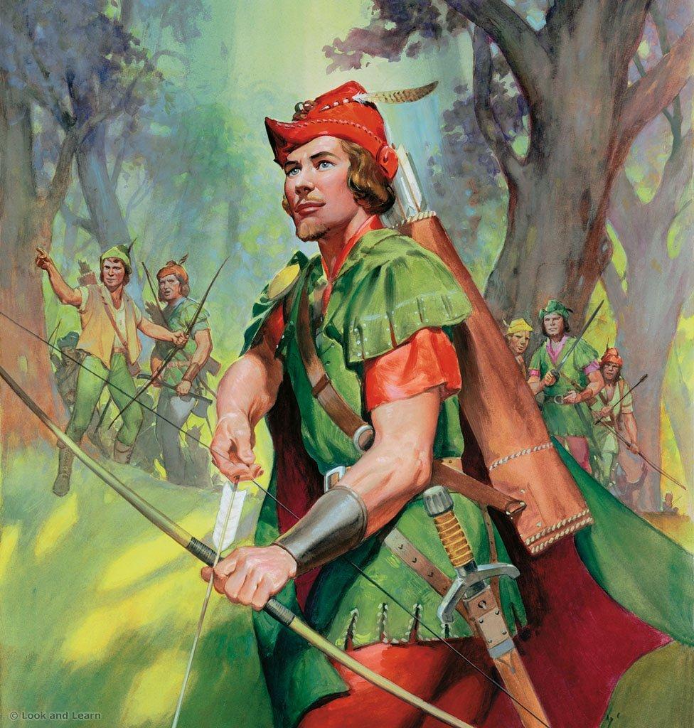 Sự thật gây sốc về Robin Hood - gã siêu trộm lừng lẫy thế gian-1