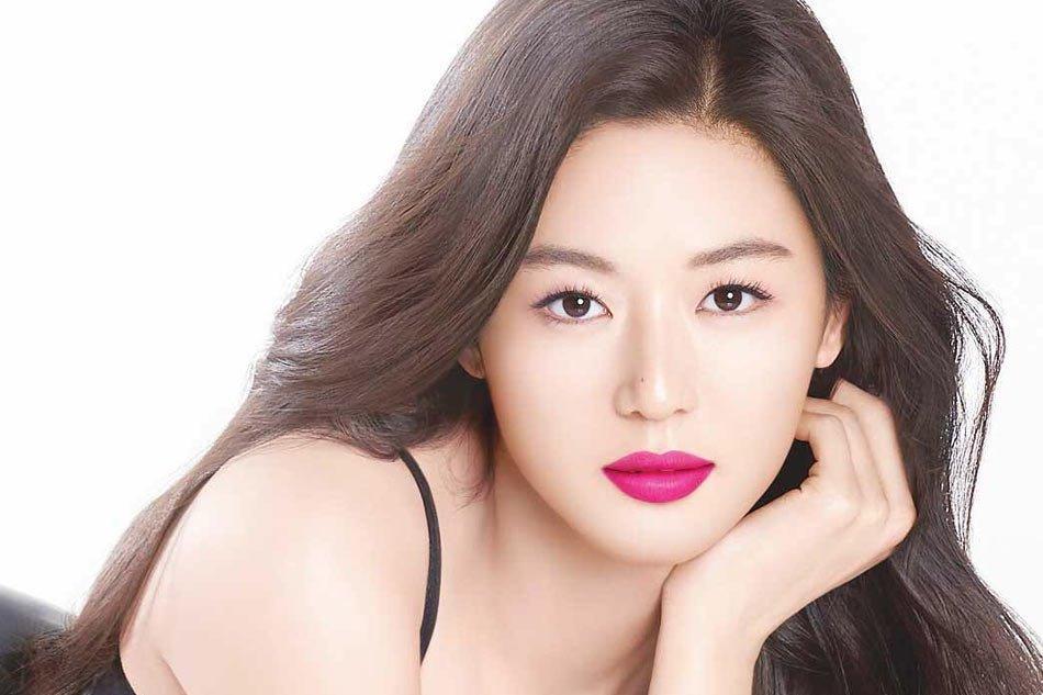 Korean pre wedding photo, jun ji hyun wedding photos, jeon
