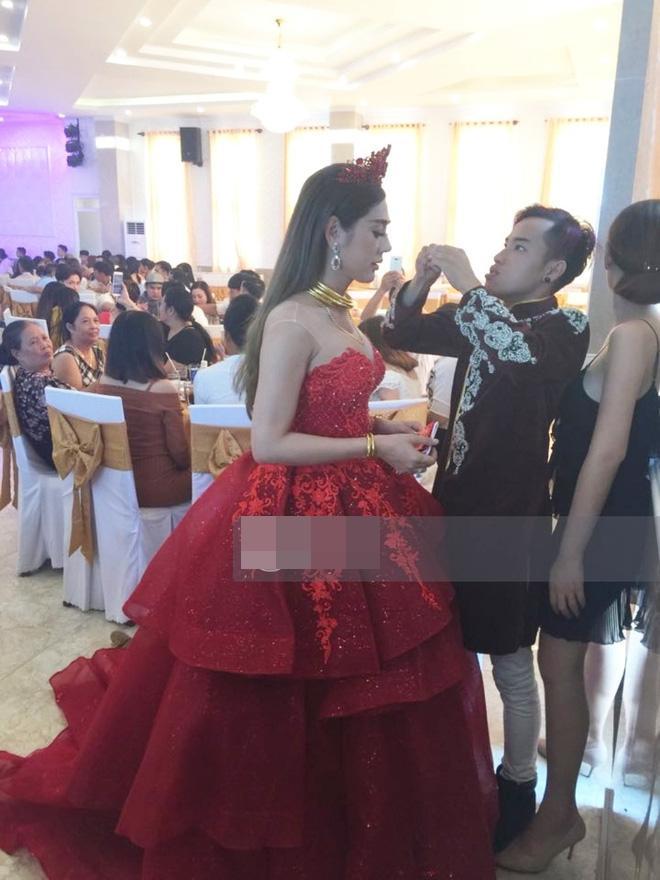 Thay 15 bộ váy từ khi bắt đầu đến lúc kết thúc đám cưới, Lâm Khánh Chi khiến hội chị em điêu đứng-9