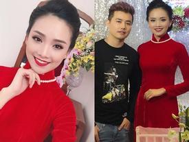 Top 10 'Hoa hậu Việt Nam 2016' Trần Tố Như mang nét đẹp hoài cổ trong lễ ăn hỏi