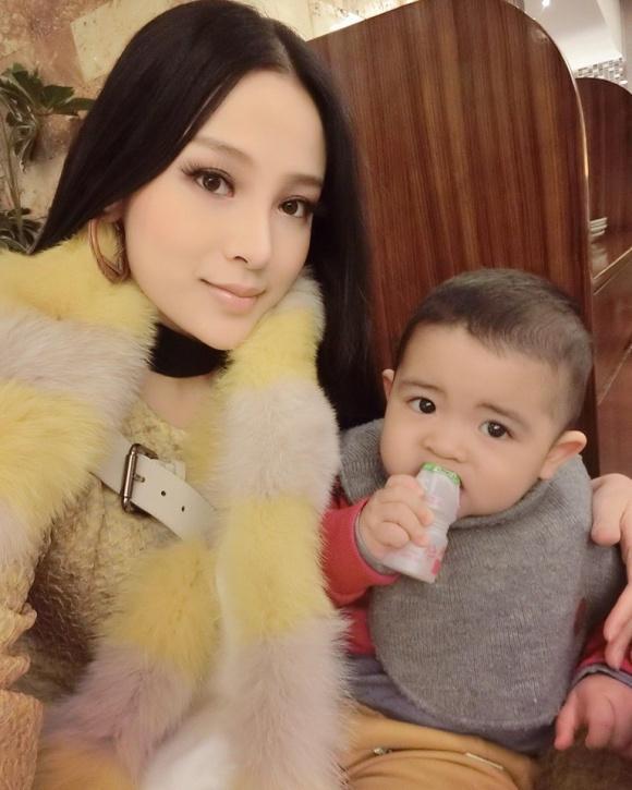 Hot girl - hot boy Việt: Huyền Baby đáp trả khi bị ông xã chê sắc vóc xuống cấp-1