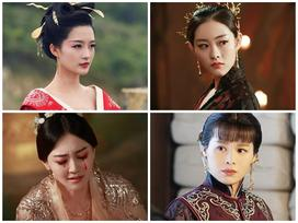 Chân dung 4 ác nữ vạn người ghét trên màn ảnh Hoa ngữ 2017
