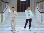 Quá phấn khích, Quán quân Idol Trọng Hiếu đòi hôn Trấn Thành ngay trên truyền hình
