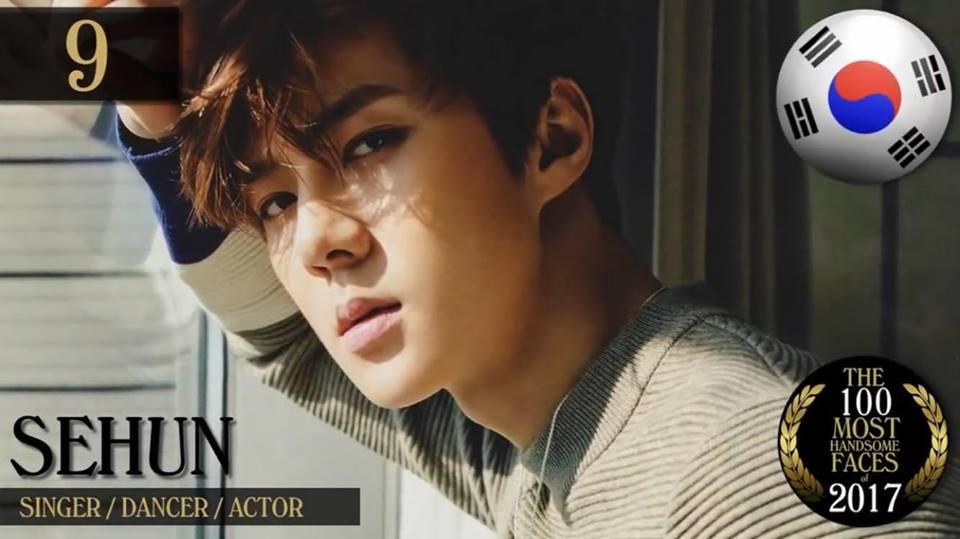 V (BTS) vượt mặt loạt mỹ nam đứng hạng 1 danh sách Top 100 gương mặt đẹp nhất thế giới-2