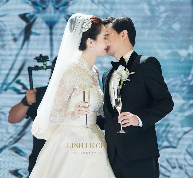 Cùng kết hôn năm 2017, đám cưới của sao Việt nào tạo ấn tượng đẹp nhất làng showbiz?-9