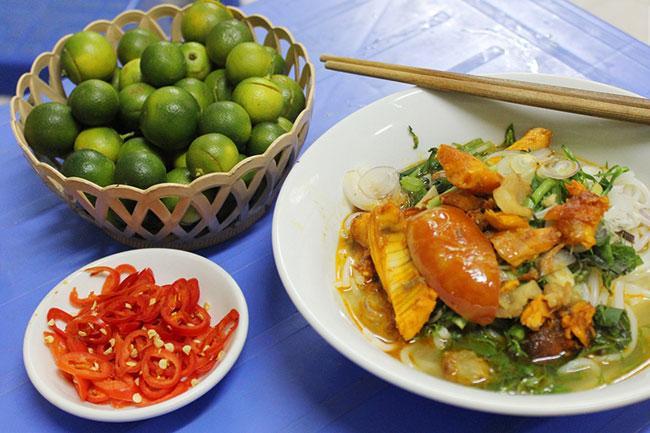 10 món bún 3 miền đặc trưng trên khắp Việt Nam-10