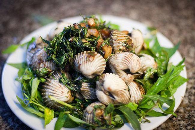 Các cách làm món ăn từ sò có thể bạn chưa biết-5