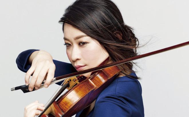 Bông hồng violin Kawakubo Tamaki tái ngộ khán giả Việt sau 8 năm-2