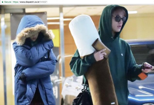 Sao Hàn 29/12: Cư dân mạng háo hức dự đoán cặp đôi sẽ xông đất đầu năm cho Dispatch-1