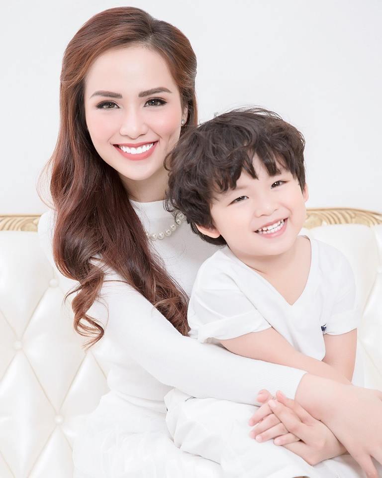 Hoa hậu Diễm Hương: Cám ơn những người đã muốn lợi dụng lừa lọc tôi-1