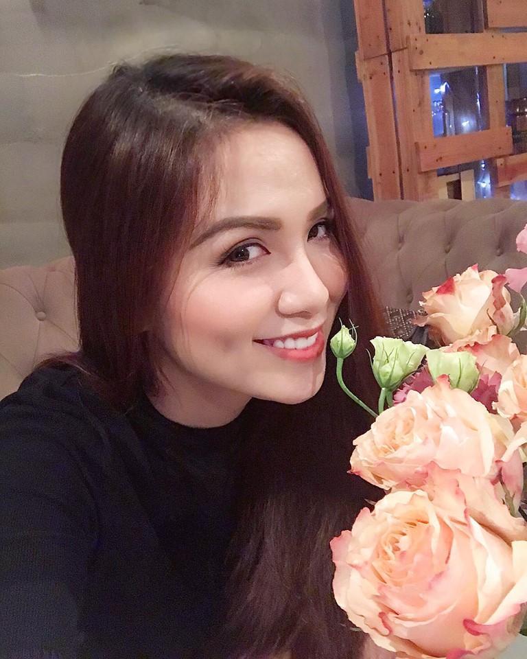 Hoa hậu Diễm Hương: Cám ơn những người đã muốn lợi dụng lừa lọc tôi-2